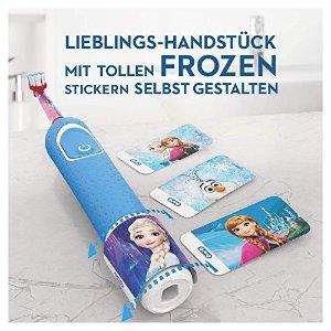 Oral-B 冰雪奇缘主题儿童电动牙刷 5折限时闪购
