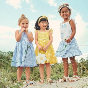 Up to 70% Off + Free ShippingGymboree Kids Dress Clearance