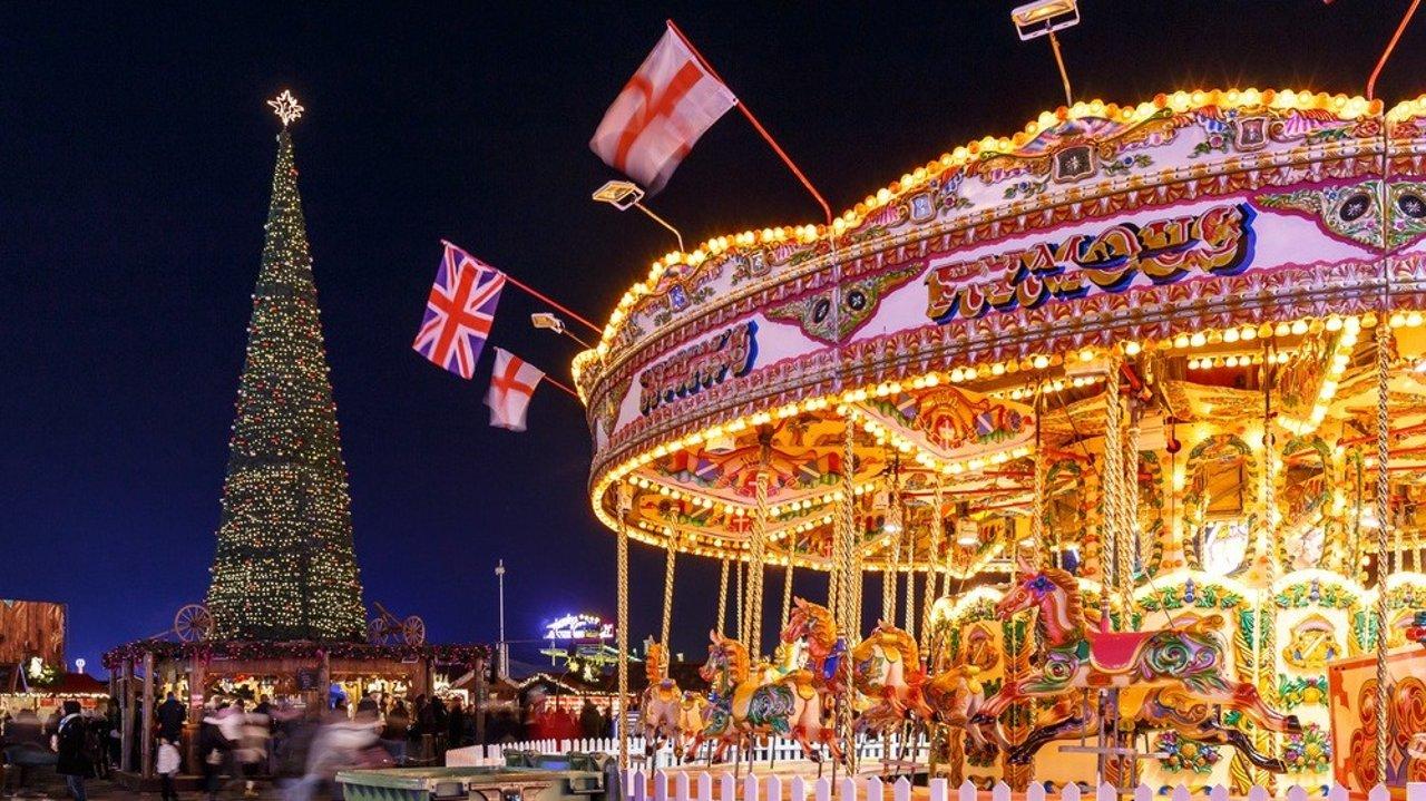 英国圣诞集市盘点2021 | Christmas Market又回归啦!