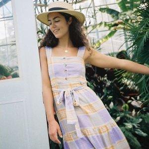 低至0.5折 $39.99收封面连衣裙中秋精选:UO 抓住夏天的小尾巴 美腻裙装穿起来