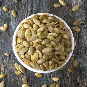 BOGO FreeRaw Pepitas (Pumpkin Seeds) 8 oz Bag | Nuts & Seeds Products | Puritan's Pride