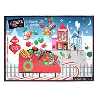 Hershey's 巧克力圣诞日历 24颗装