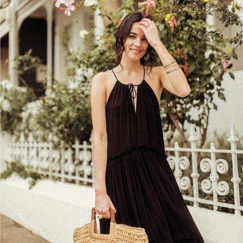 低至1折 浅紫色连衣裙仅€25La Redoute 大促区美衣白菜价 连衣裙、上衣多收几件不心疼