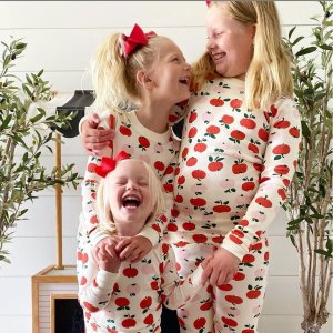 As Low as $25Hanna Andersson Organic Cotton Pajamas Sale