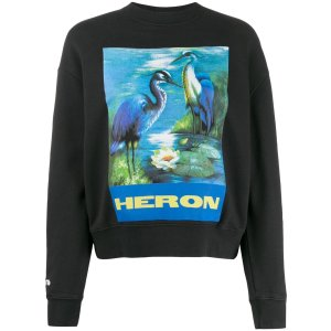 Heron Preston仙鶴衛衣