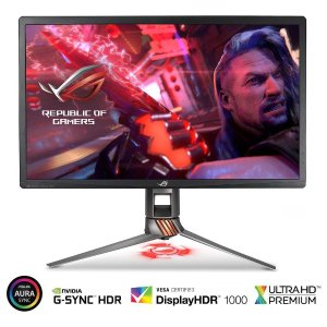 $1899.99 (原价$1999.99)ASUS ROG Swift PG27UQ 27