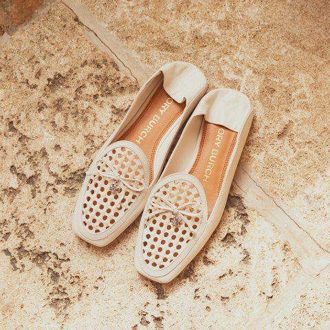 Up to 50% Off + Extra 25% Off +FSNew Markdowns: Tory Burch Shoes Sale