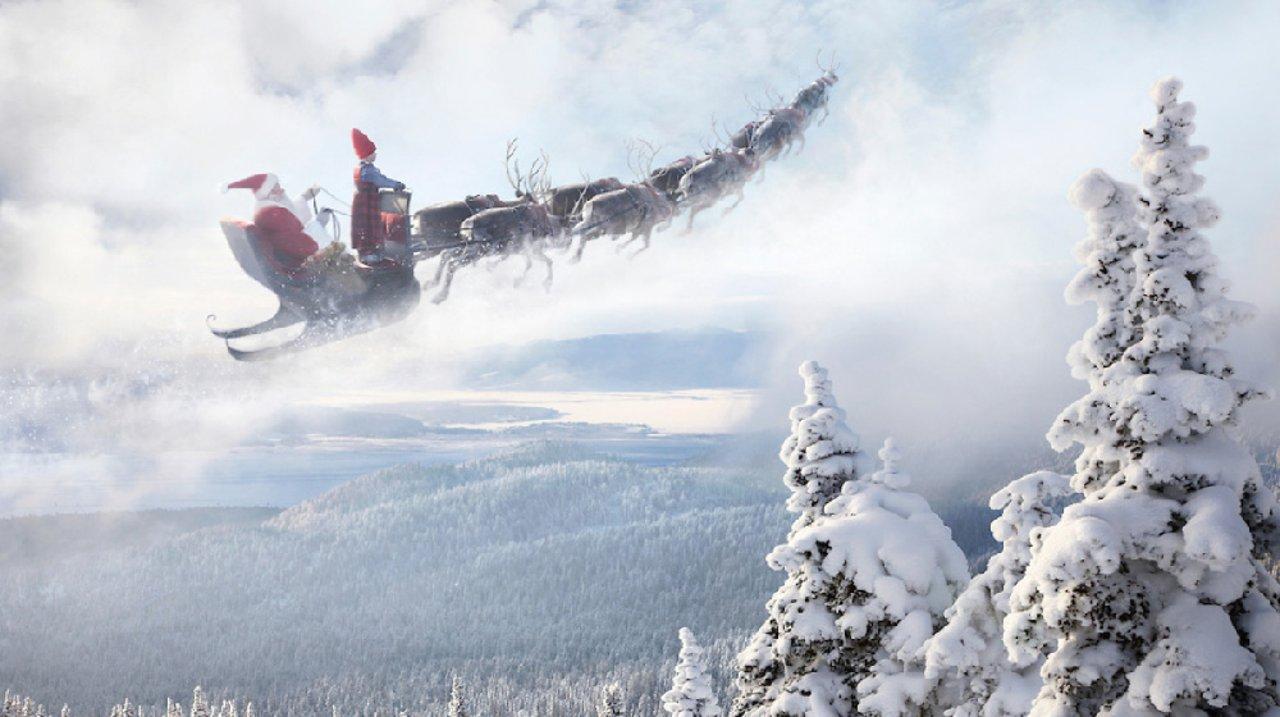 世界的尽头   极北之都芬兰奇幻旅程
