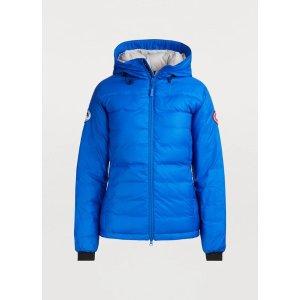 Canada Goose蓝色夹克外套 S/L
