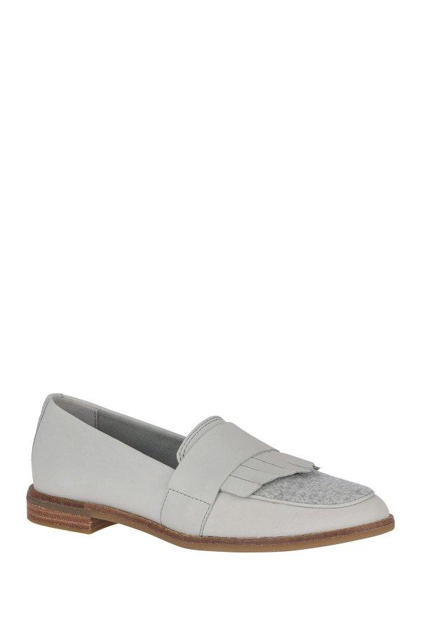 Seaport Wool 乐福鞋