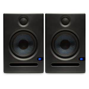 好价入手¥1699PreSonus Eris E5 高解析度有源双功放监听音箱  一对