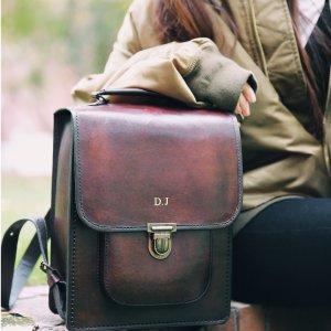 无门槛免费刻字立省£15 DIY你的专属美包Beara Beara 复古时尚美包优惠来袭 收霉霉也超爱的英伦风包包