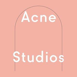 £110收经典Canada围巾Acne Studios 新款上线 渐变围巾颜色齐