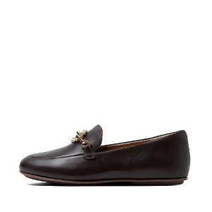 FitFlop$14 off $100Chain Leather Loafers