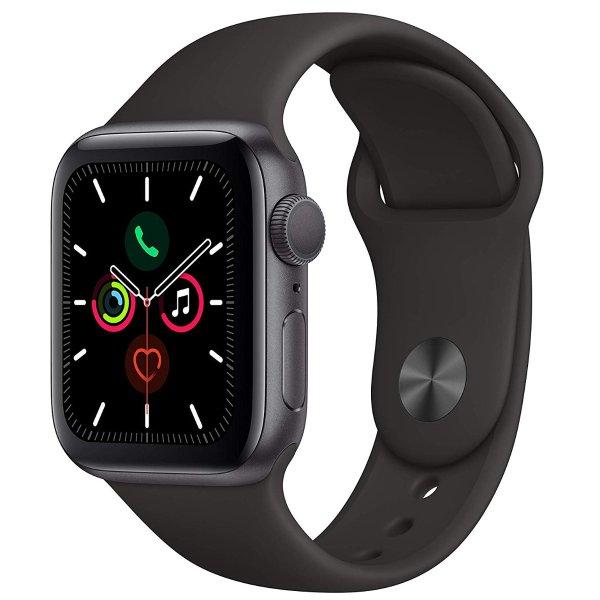 Apple Watch Series 5 40mm 铝合金GPS智能手表