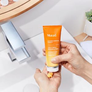 售价$99 送玻尿酸3件套新品速递:Murad 专业实验室护肤 维C去角质美白磨砂膏