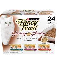 Purina 肉味猫粮罐头 24罐