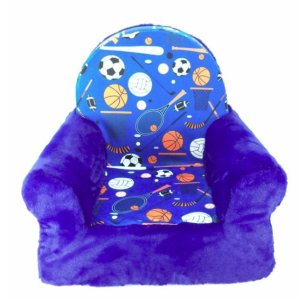 低至$29.99+额外8折Sweet Seats 儿童可爱沙发椅,多款可选