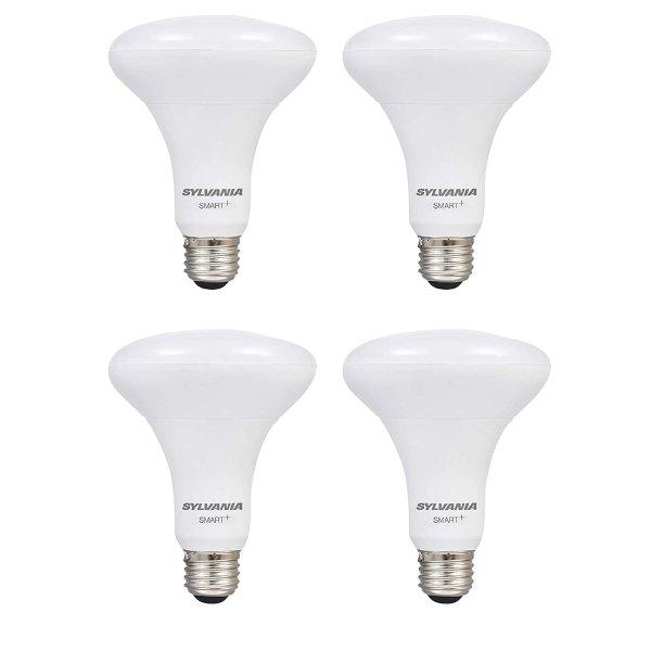 BR30 LED 智能灯泡 CRI 90+, 65W 4个