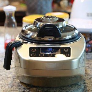$229 史低价 小机器大厨艺12.12独家:Ropot 全自动智能炒菜机器人 科技成就美味
