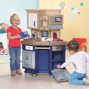 $69.86包邮(原价$88.86)Little Tikes 戏精宝宝的梦幻厨房,大型玩具