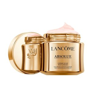 Lancome满$400减$100菁纯面霜Rich 60ml backorder