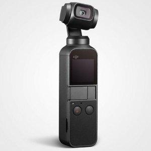 $480(原价$599.95)Vloger必备DJI 大疆 口袋灵眸 Osmo pocket 口袋云台相机