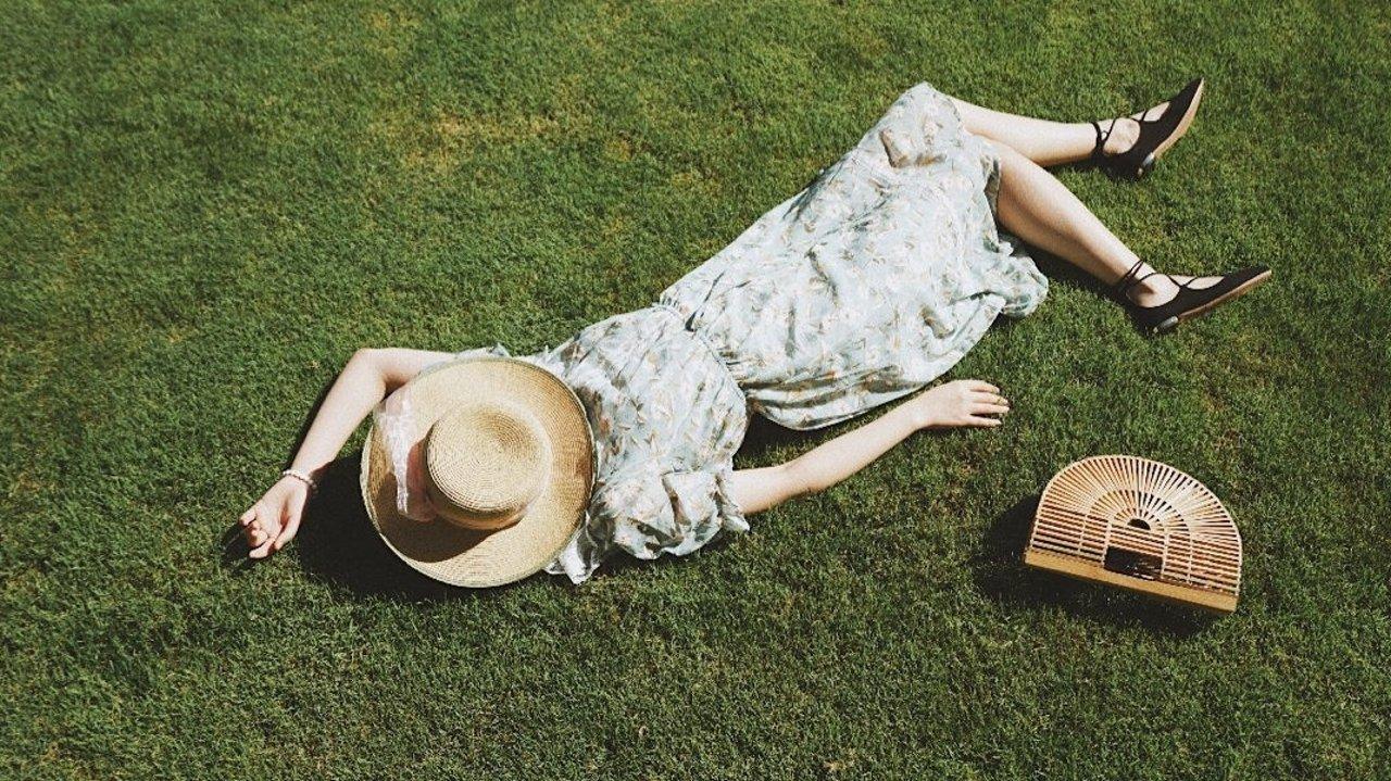 法式烂漫,Ecru优雅甜美的夏日穿搭
