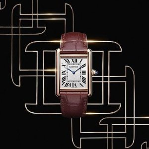 Up To 50% Off + Extra $100 OffDealmoon Exclusive: Select CARTIER Watches Sale