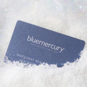 9折+最高送$50礼卡+16件好礼Bluemercury 美妆护肤热卖 收杜克精华