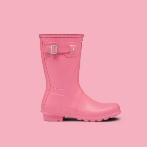 Dealmoon Doubles Day Exclusive!Extra 10% OFF All Sale Styles already discounted up to 40% off @ HUNTER BOOTS