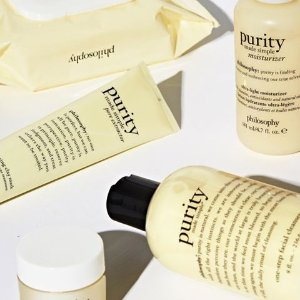 Get 3-pc Set with $60Philosophy Skincare Sale