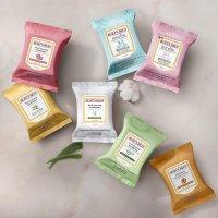 Burt's Bees 卸妆湿巾 30片 粉色葡萄柚 敏感肌可用