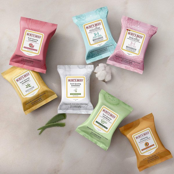 卸妆湿巾 30片 粉色葡萄柚 敏感肌可用