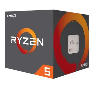 $144.99AMD RYZEN 5 2600X 3.6 GHz AM4 95W 处理器