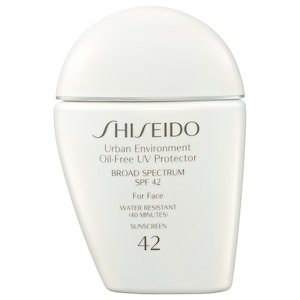 Urban Environment Oil-Free UV Protector Broad Spectrum Face Sunscreen SPF 42 - Shiseido | Sephora