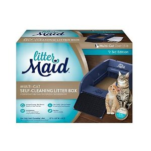 LitterMaid 3rd Edition Multi-Cat Self-Cleaning Litter Box | Petco