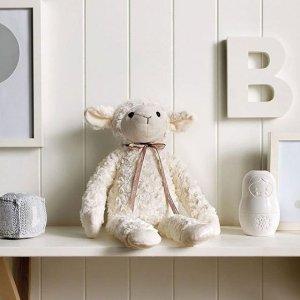 全部7折Sheridan 婴幼儿宝宝系列用品热卖,入毛绒玩具