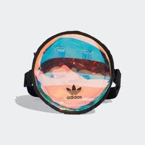 Adidas小圆腰包