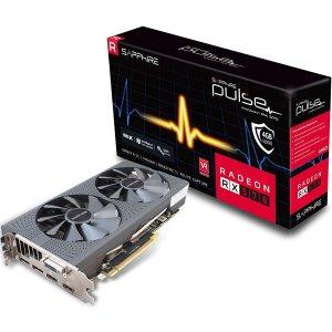 $122.99Sapphire Radeon Pulse RX 570 4GB GDDR5 显卡