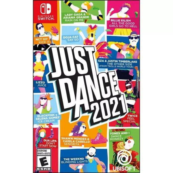 舞力全开2021 - Nintendo Switch
