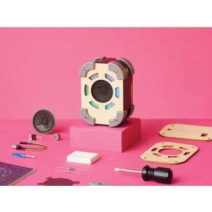 kiwico可亮灯扩音器,适合年龄 12+