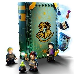 Lego霍格沃茨片段: 魔药课 76383 | 哈利波特系列