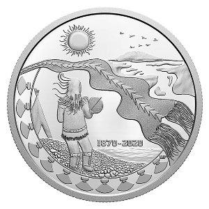 2盎司纯银西北地区诞生150周年纪念币