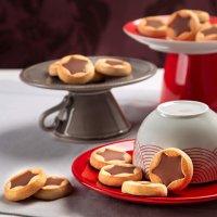 Biscolata 夹心牛奶巧克力饼干