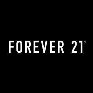 全场无门槛7.9折 折扣区折上折最后一天:Forever 21 生日大促来袭 白菜平价美衣整筐买起来