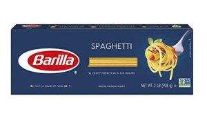 Amazon.com: Barilla Pasta, Spaghetti, 32 Ounce: Prime Pantry