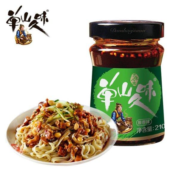 单山久味山菌菜210g 双口味可选