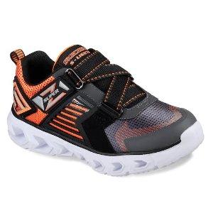 低至$13.99+满额送礼券Skechers S Lights Hypno 2.0 小童闪灯运动鞋