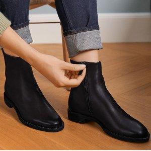 ECCOSartorelle 25 女士平底短靴